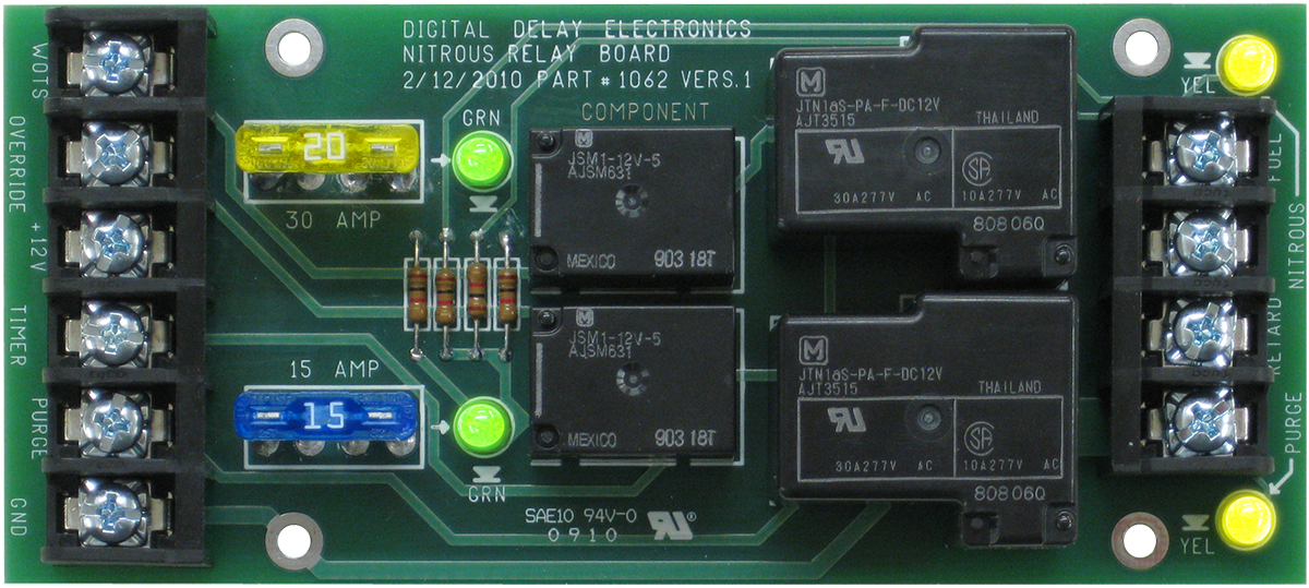 Astonishing Digital Delay Nitrous Boards Wiring 101 Ivorowellnesstrialsorg