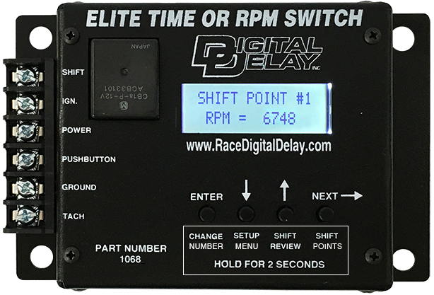 DIGITAL DELAY - RPM Switches on holley wiring diagram, accel wiring diagram, aem wiring diagram, piaa wiring diagram, msd box wiring diagram, delay box wiring diagram, dynatech wiring diagram, flex-a-lite wiring diagram, derale wiring diagram, powermaster wiring diagram, meziere wiring diagram, lokar wiring diagram, time delay switch wiring diagram,